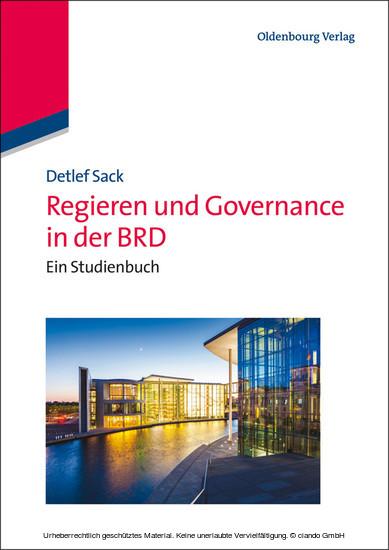Regieren und Governance in der BRD - Blick ins Buch
