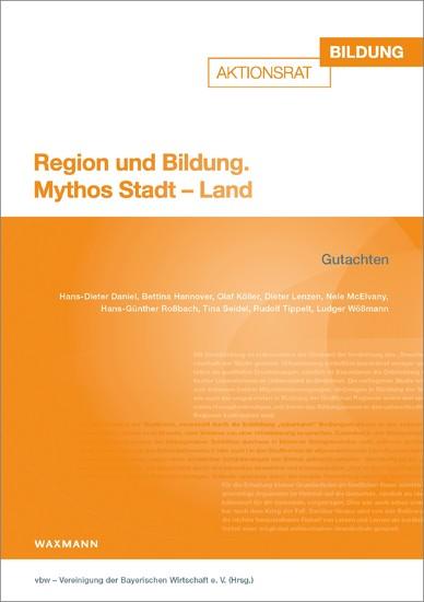 Region und Bildung - Blick ins Buch