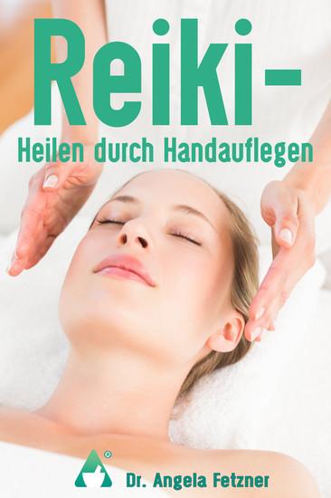 Reiki - Heilen durch Handauflegen - Blick ins Buch
