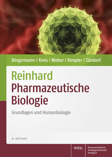 Reinhard Pharmazeutische Biologie - Blick ins Buch