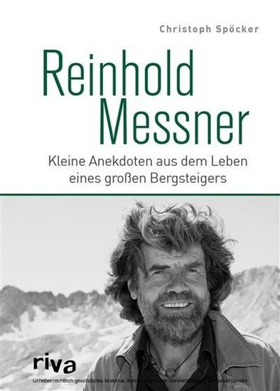 Reinhold Messner - Blick ins Buch