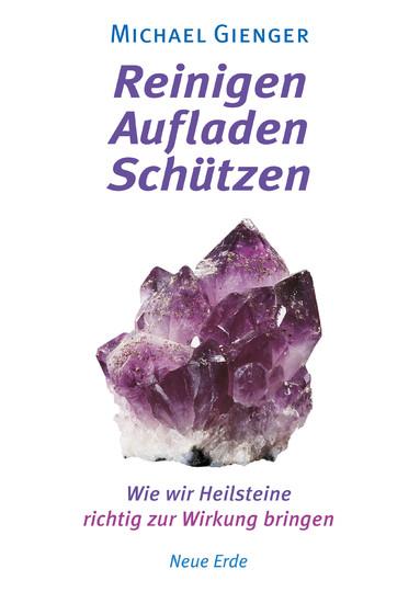 Reinigen - Aufladen - Schützen - Blick ins Buch