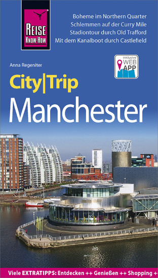 Reise Know-How CityTrip Manchester - Blick ins Buch