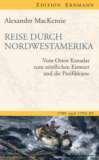 Reise durch Nordwestamerika - Blick ins Buch