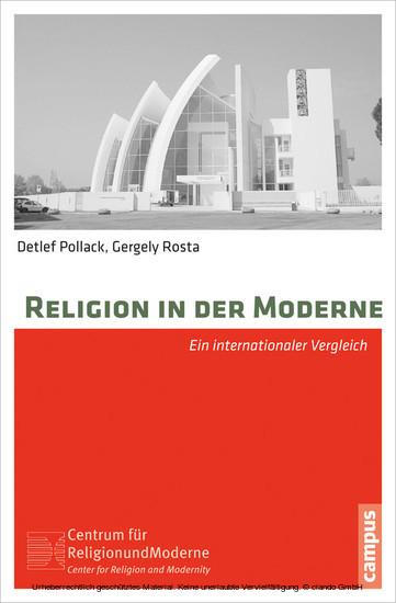 Religion in der Moderne - Blick ins Buch