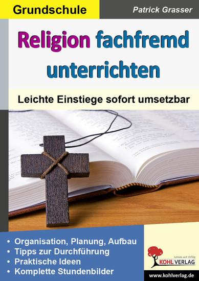 Religion fachfremd unterrichten / Grundschule - Blick ins Buch