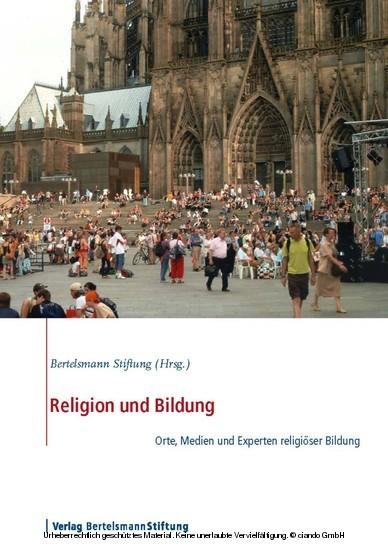 Religion und Bildung - Blick ins Buch