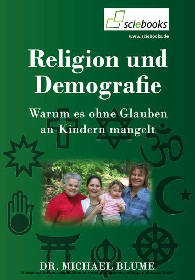 Religion und Demografie - Blick ins Buch