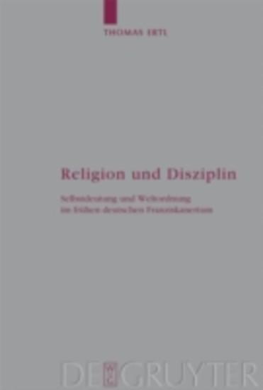 Religion und Disziplin - Blick ins Buch
