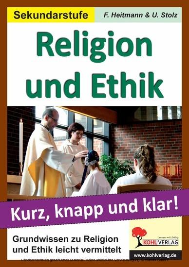 Religion und Ethik - Blick ins Buch