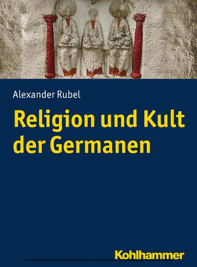 Religion und Kult der Germanen - Blick ins Buch