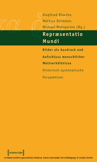 Repræsentatio Mundi - Blick ins Buch