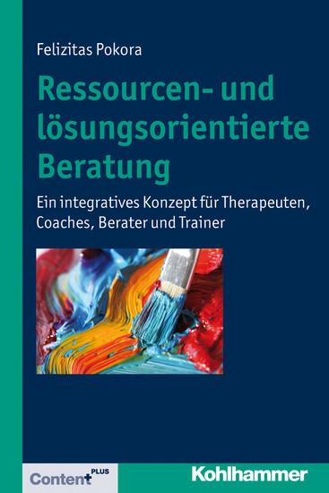 Ressourcen- und lösungsorientierte Beratung - Blick ins Buch