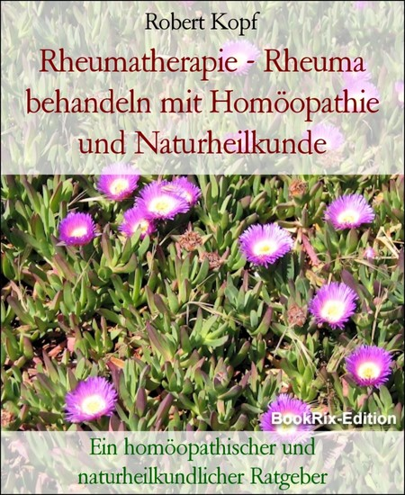 Rheumatherapie - Rheuma behandeln mit Homöopathie und Naturheilkunde - Blick ins Buch