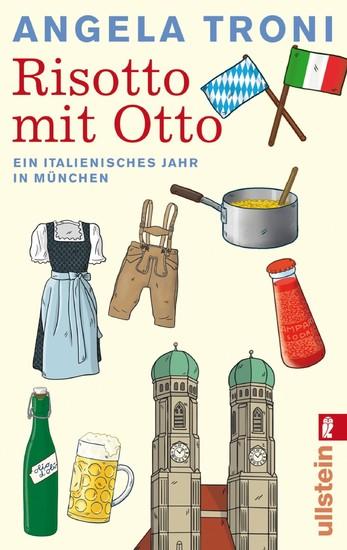Risotto mit Otto - Blick ins Buch