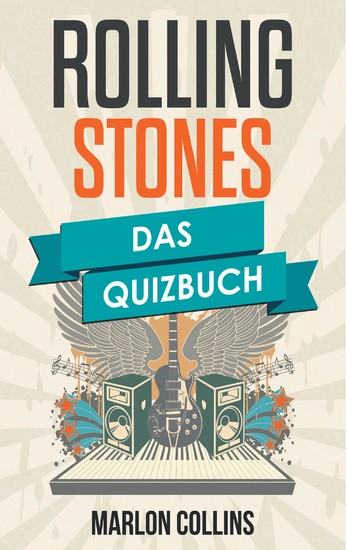 Rolling Stones - Blick ins Buch