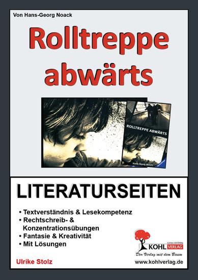 Rolltreppe abwärts - Literaturseiten - Blick ins Buch