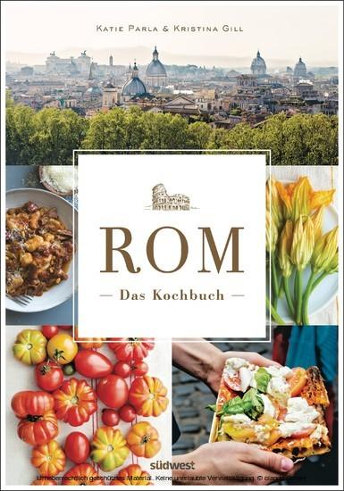 Rom - Das Kochbuch - Blick ins Buch