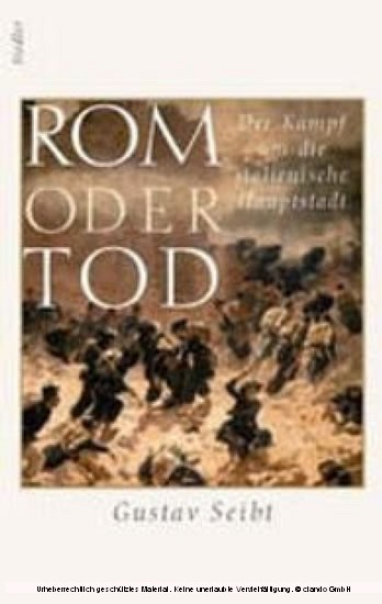 Rom oder Tod - Blick ins Buch