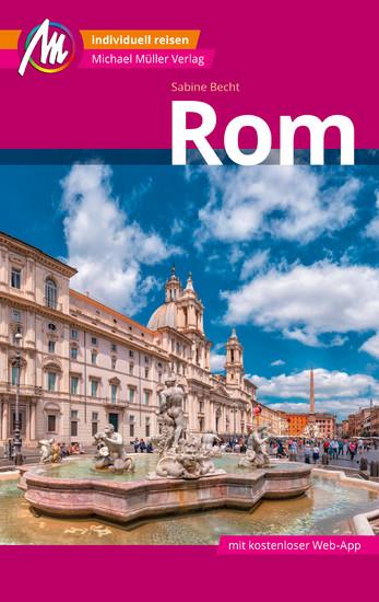 Rom Reiseführer Michael Müller Verlag - Blick ins Buch