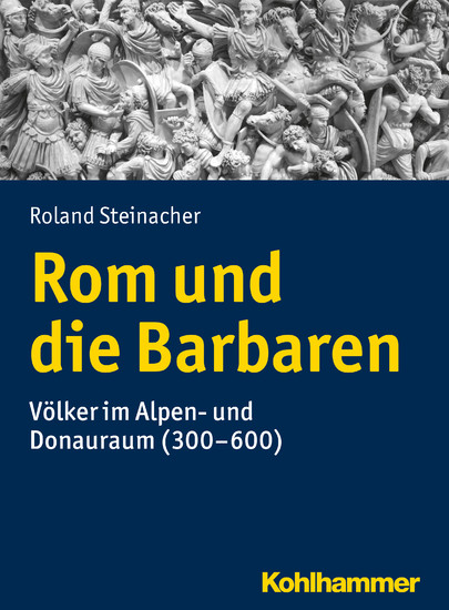 Rom und die Barbaren - Blick ins Buch