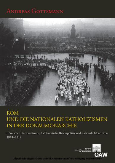 Rom und die nationalen Katholizismenin der Donaumonarchie - Blick ins Buch