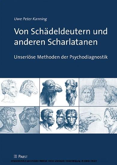 Von Schädeldeutern und anderen Scharlatanen - Blick ins Buch