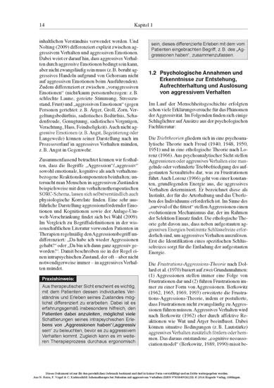 Schematherapie bei Patienten mit aggressivem Verhalten - Blick ins Buch