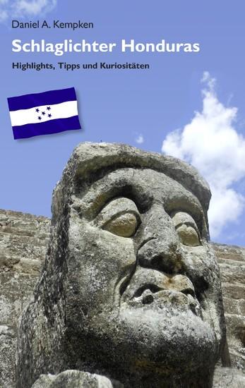 Schlaglichter Honduras - Blick ins Buch