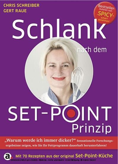Schlank nach dem Set-Point-Prinzip - Blick ins Buch