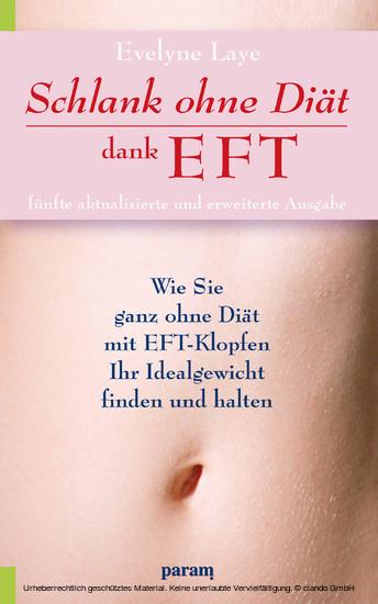 Schlank ohne Diät dank EFT - Blick ins Buch