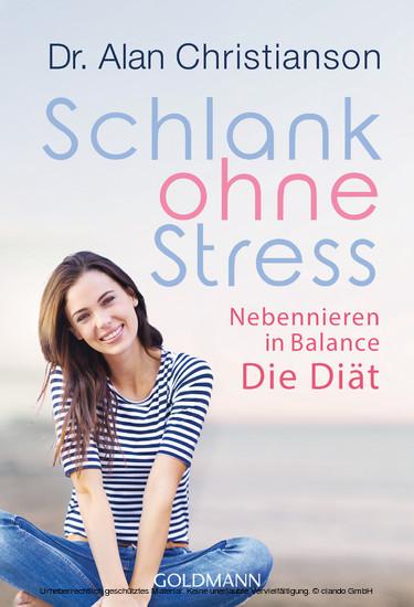 Schlank ohne Stress - Blick ins Buch