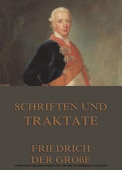 Schriften und Traktate - Blick ins Buch