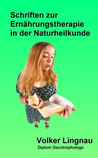 Schriften zur Ernährungstherapie in der Naturheilkunde - Blick ins Buch