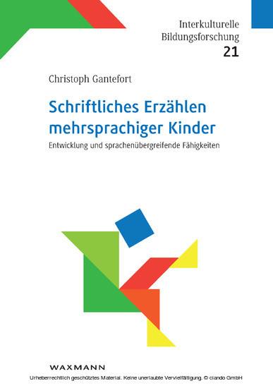 Schriftliches Erzählen mehrsprachiger Kinder - Blick ins Buch