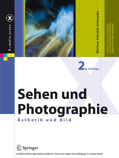 Sehen und Photographie - Blick ins Buch