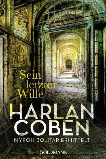 Sein letzter Wille - Myron Bolitar ermittelt - Blick ins Buch
