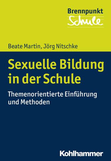 Sexuelle Bildung in der Schule - Blick ins Buch