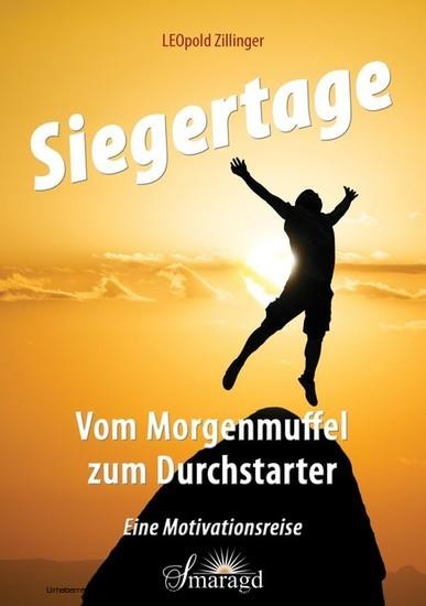 Siegertage - Blick ins Buch