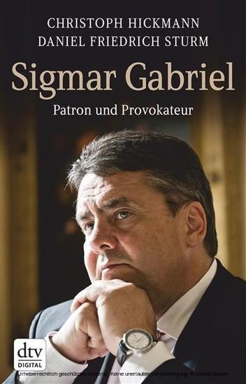 Sigmar Gabriel - Blick ins Buch