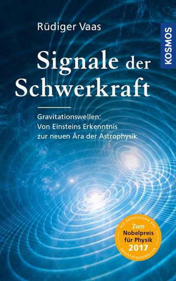 Signale der Schwerkraft - Blick ins Buch