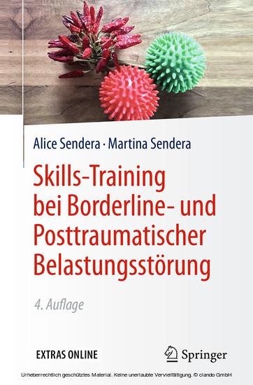 Skills-Training bei Borderline- und Posttraumatischer Belastungsstörung - Blick ins Buch