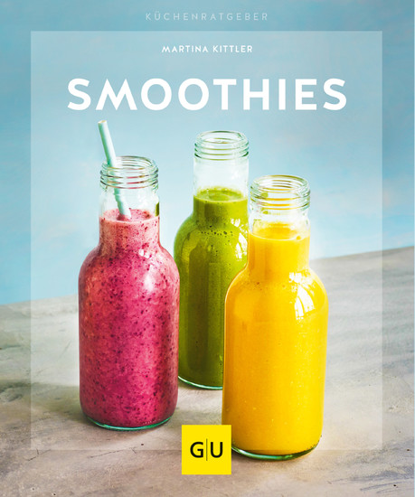 Smoothies - Blick ins Buch