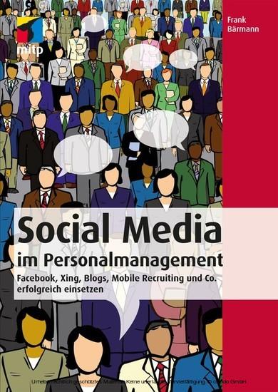 Social Media im Personalmanagement - Blick ins Buch