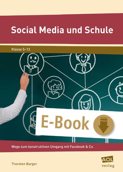 Social Media und Schule - Blick ins Buch