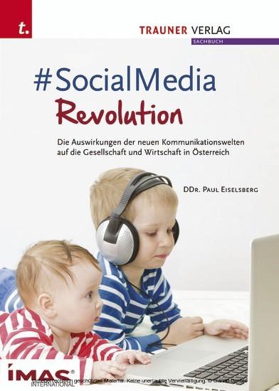 #SocialMediaRevolution - Blick ins Buch