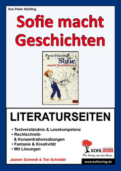 Sofie macht Geschichten - Literaturseiten - Blick ins Buch