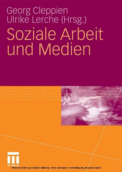 Soziale Arbeit und Medien - Blick ins Buch