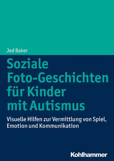 Soziale Foto-Geschichten für Kinder mit Autismus - Blick ins Buch