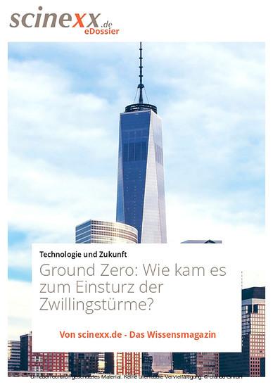 Spurensuche am Ground Zero - Blick ins Buch